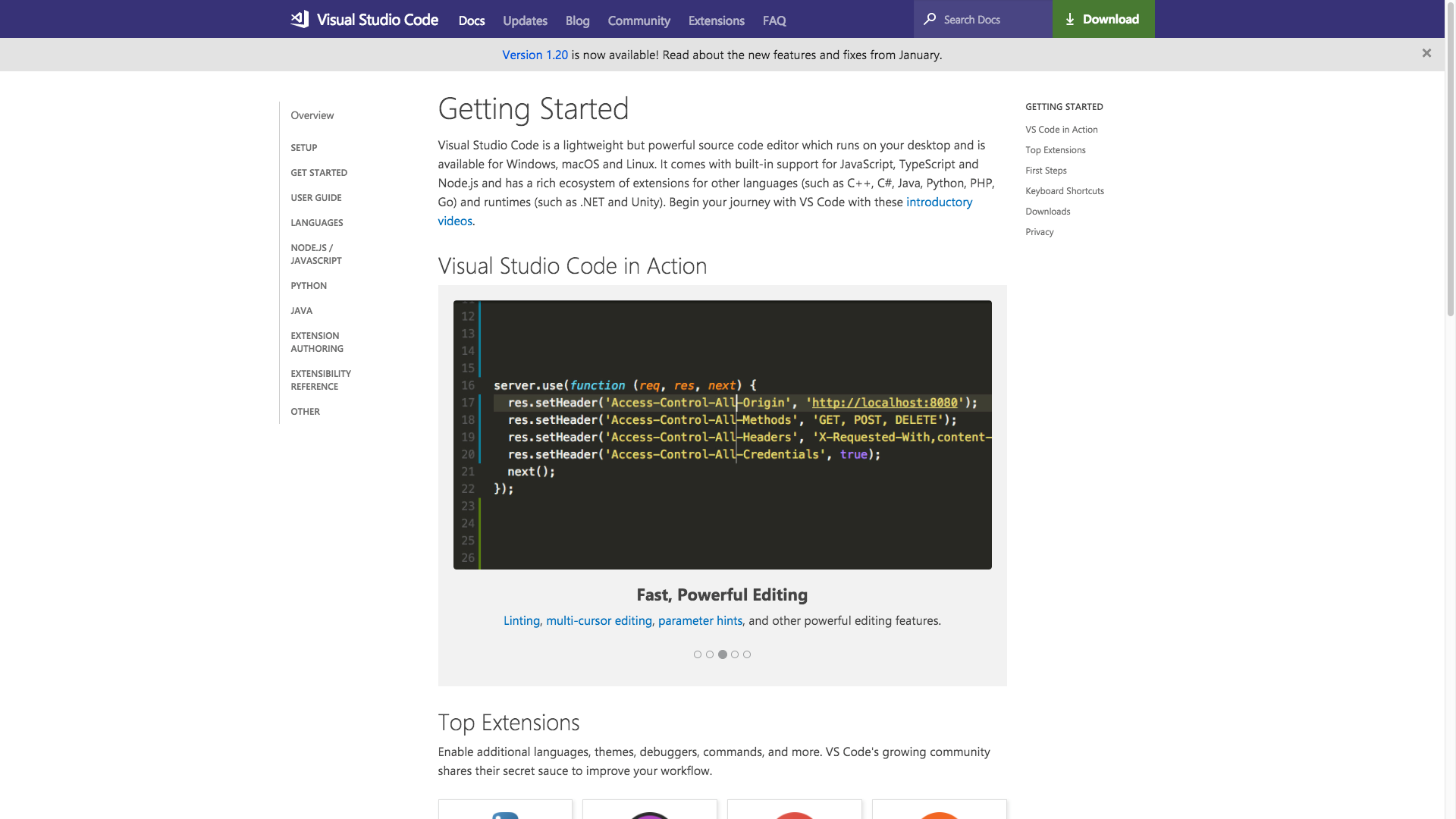 VSCode for WebStorm Users